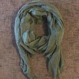 Francesca's textured fashion scarf